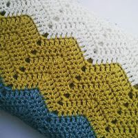 Hübsch Hækling: Skønne babytæpper Cute Crochet, Crochet Baby, Knit Crochet, Crochet Stitches, Crochet Patterns, Dream Kids, Modern Boho, Baby Knitting, Crochet Projects