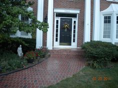 Decorative Concrete Sidewalks On Pinterest Sidewalks Overlays And Decorative Concrete