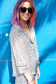 Chloe Norgaard is Ready for Spring in New Monki Campaign