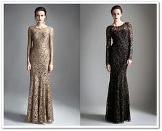 "A Temperly London Pre-Fall 2012 black lace dress. Kate's Temperly-designed original from ""War Horse"" was inspired by this design. No price has been set Baju Kurung Lace, Malay Wedding Dress, Hijab Stile, Engagement Dresses, Engagement Ideas, Pretty Outfits, Elegant, Wedding Gowns, Formal Wedding"