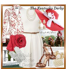 Kentucky Derby #2, created by uniqueimage on Polyvore