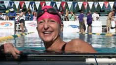 Susan Helmrich is one of the best swimmers in the world in her age group. She's also a three-time cancer survivor and a victim of one of the greatest drug tragedies in history. With luck, determination, great medical care, the support of family and friends and the benefits of the sport of swimming, Susan has fought to escape the deadly legacy of a supposed wonder drug turned nightmare.