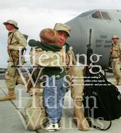 Heal the hidden wounds of war. - Google Search