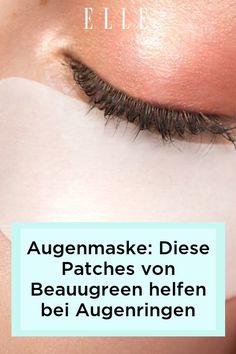 """Nie wieder Augenringe dank der """"Sea Cucumber & Black Hydrogel Eye Patches"""" von Beauugreen: Sie lassen Augenringe verschwinden. Jetzt auf ELLE.de! #beauty #haut #hautpflege #skincare"""