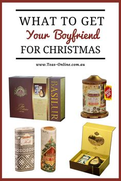 With less than two months before Christmas is upon us, you want to make sure you get your boyfriend, husband or partner the perfect gift!   This year, why not buy him something unique?  Tea has a lot of benefits that can increase productive and quality of life.   Browse through our online shop and delight yourself in the options that will work best for your loved one.   If he is not a tea lover already, he will become one.