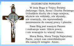 Egzorcyzm poranny Keep The Faith, Music Humor, God Loves Me, Bible Scriptures, Psalms, Jesus Christ, Prayers, Spirituality, Motivation