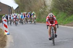Amstel Gold Race. Freire's time trial at the Cauberg