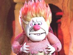 It's impossible for me to see this and not sing Every.Word. of the Heat Miser/Cold Miser song.  @Elaine Black