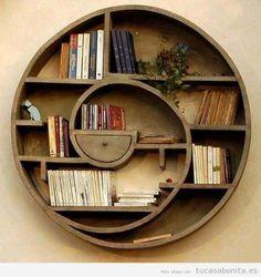 Ideas excepcionales para tener una preciosa biblioteca en casa
