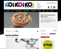 Food Sculpture, Sculptures, Web Tattoo, Advertising Photography, Mini Foods, Advertising Design, Illustration Art, Clay, Creative