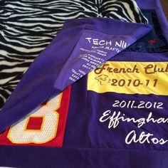 Zebra fleece on back of this t-shirt quilt.  www.TshirtQuiltCafe.com