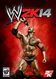 WWE 2k14 The Rocccccccck