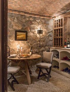 Rustic Mediterranean Style Dream Home-OZ Architects-39-1 Kindesign #InteriorDesignRustic