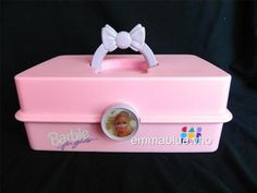 Awesome Barbie Caboodles Case