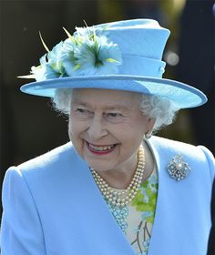 Queen Elizabeth II Hats