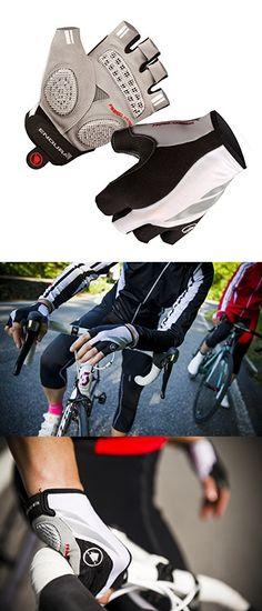Endura Womens FS260-Pro Aerogel Mitt Cycling Glove White, X-Small