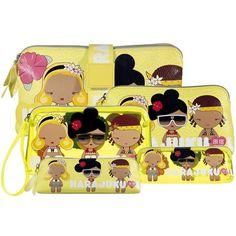 Harajuku Lovers Bags | ... Bags Harajuku Lovers Makeup & Travel Bags Harajuku Lovers Sunshine