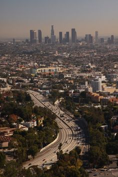 Mulholland Drive in Los Angeles, CA - is well worth driving especially when it's a clear day over LA and perhaps you want a respite from the craziness of the 405 or 101 freeways.