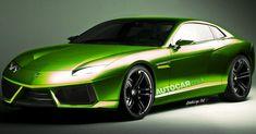 Lamborghini GT V12 Concept