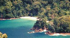 Pantai Bandealit,  Taman Nasional Meru Betiri, kabupaten Jember selatan