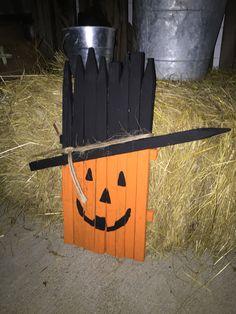 Tobacco Stick pumpkin