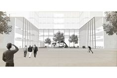 Investigation for a new Ministry building in the city centre of The Hague
