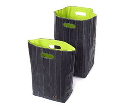 Bicycle innertubes bin