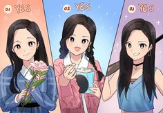 Kpop Girl Groups, Kpop Girls, Korean Girl Groups, Anime Chibi, Anime Art, K Pop, Twice Fanart, Lgbt Love, Twice Kpop