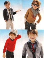 Such a Cute Style for boys!