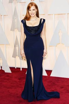 Jessica Chastain Academy Awards