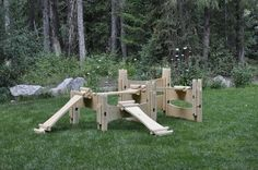ImagiPlanks: Infinite Playground and Ultimate Waldorf Outdoor Toy   Moon Child Blog - Bella Luna Toys