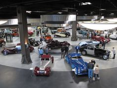 Museum Crash: Mullin Automotive Museum