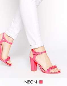 Lipsy Becca Embellished Barely There Sandals