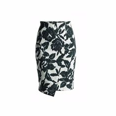 Floral Pencil Skirt | Conquista Fashion | Wolf & Badger / Women / Clothing / Skirts & Shorts