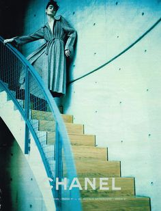 Publicite Advertising 035 1998 Chanel Haute Couture 2   eBay