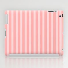 Pink+Stripe+iPad+Case+by+Pen+Creations+-+$60.00