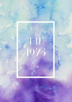 The 1975 band logo. Clear Water Wallpaper Backgrounds. I take