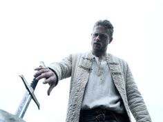 Charlie Hunnam in a scene from 'King Arthur: Legend