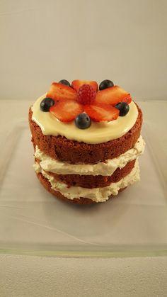 Red Velvet Valentijns Taart. You CAN bake! www.yourcanbakery.nl