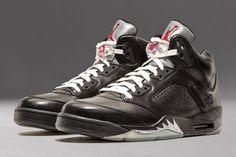 435e2a97956 Air Jordan 5 Premio Bin23 Metallic Silver - Sneaker Bar Detroit