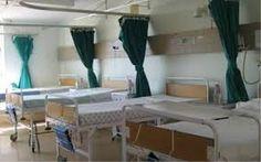 Abandoned Kempton Park Hospital - Before