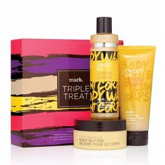 $30.00 Online Exclusive! Get your sweet on lemon sugar fix times three with this exclusive set, featuring body scrub, 3-in-1 body wash and body butter, all scented with our sparkling blend of citrus and sugar.