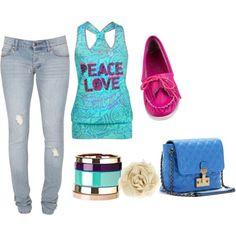 Those shoes omg♥