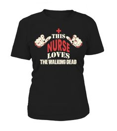 This Nurse Loves The Walking Dead