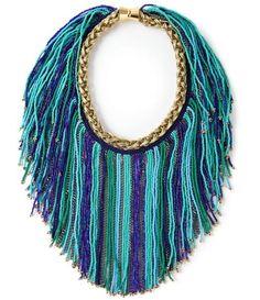 BEX ROX short 'Massai' necklace