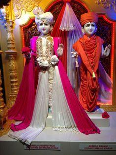 Gunatitanand Swami(the first successor of Bhagwan Swaminarayan) Diksha Din Kakamega Kenya 16/01/2014