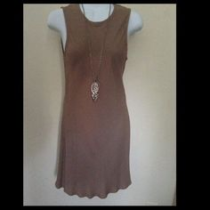 Taupe Color Dress!