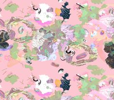 Minni Havas Illustrations  2 Pattern Design, Print Design, Graphic Design, Textile Patterns, Abstract Pattern, Finland, Anime, Poster, Helsinki
