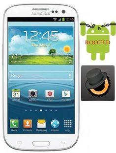 Root Verizon Samsung Galaxy S3 I535 Install Clockworkmod Recovery.