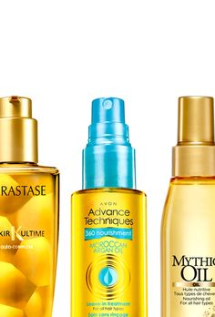 "It's the RAGE now. I have a couple for my hair. ""8 Best Hair Oils AND why you need one."""